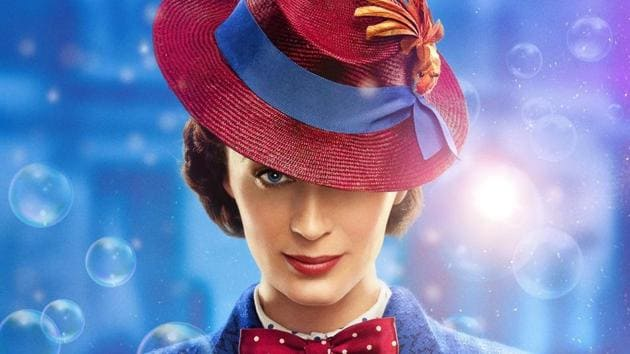 Mary Poppins Returns movie review: Emily Blunt reinvents Disney classic.