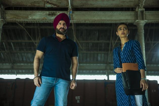 'In India, Sacred Games has created a level of awareness for Netflix that didn't exist before.'(Photo courtesy: Netflix)