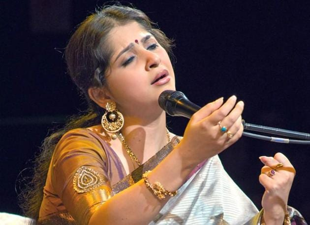 Spiritual Mornings will feature performances by Hindustani classical vocalist Kaushiki Chakraborty (above) and Carnatic vocalist duo Ranjani and Gayatri, at Gateway of India.