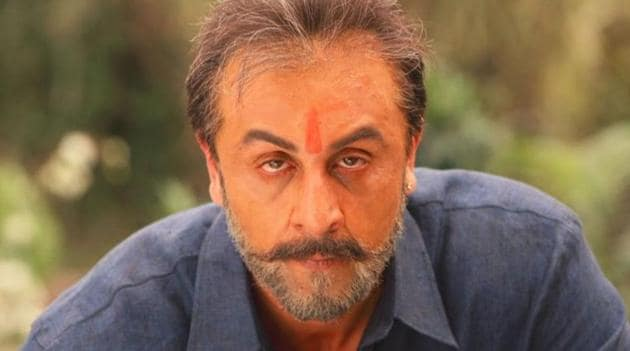 Ranbir Kapoor, like the rest of the film, is inconsistent in Sanju.