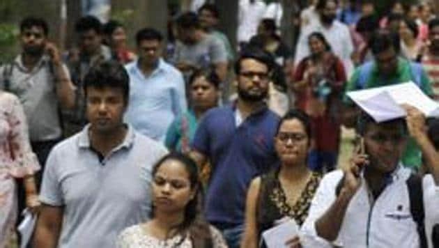 Rajasthan School Lecturer's Recruitment exam postponed(HT File)