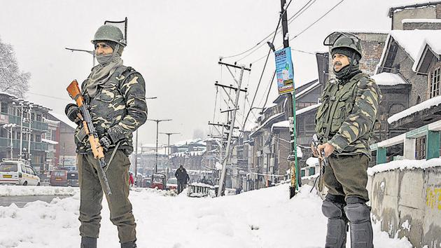 On the military front, the security forces should continue with their people-friendly counter proxy war operations employing smart power, which is an imaginative mix of both hard and soft power.(PTI)