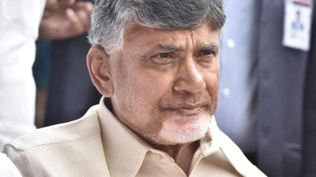 On Tuesday, N Chandrababu Naidu of the Telugu Desam Party (TDP) was in Delhi and met with Congress president Rahul Gandhi.(Sonu Mehta/HT File PHOTO)