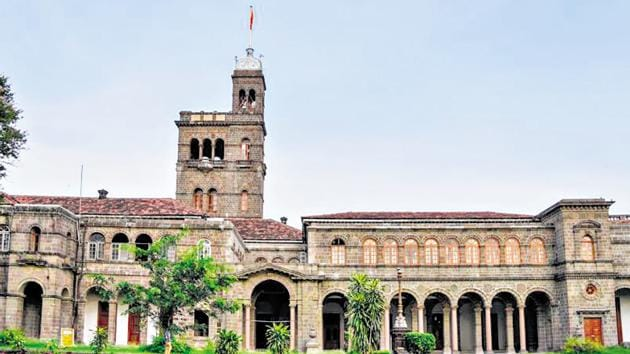 Located in the Savitribai Phule Pune University (SPPU) campus, the cell will be headed by Shubhada Nagarkar, assistant professor, department of library and information science, SPPU.(HT PHOTO)