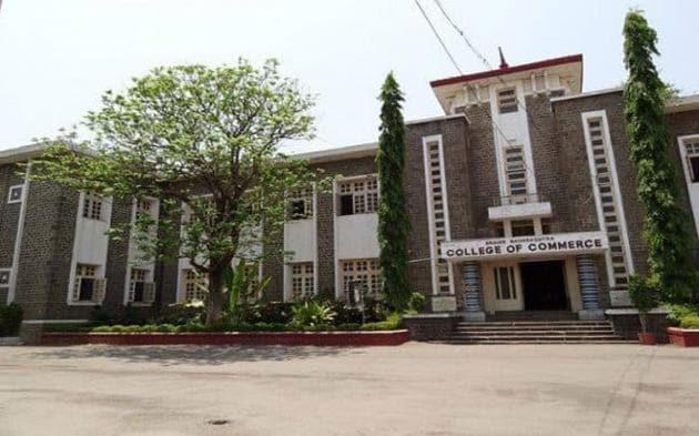 Brihan Maharashtra College of Commerce (BMCC).(HT/FILE PHOTO)