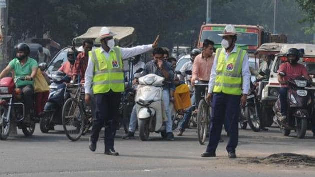 Gurgaon police commissioner KK Rao said traffic policemen work on zero tolerance policy on drunk and rash driving which are by and large responsible for fatal accidents.(Picture for representation)