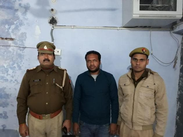 Police Inspector Subodh Kumar Singh and a civilian Sumit Kumar were killed by gunshots during the mob violence on December 3.(HT photo)