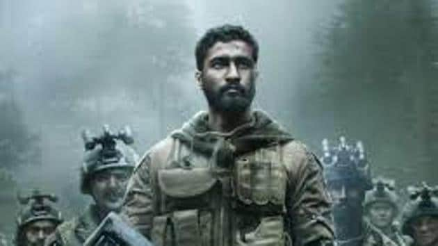 Vicky Kaushal plays Major Vihan Shergill in Uri: The Surgical Strike.