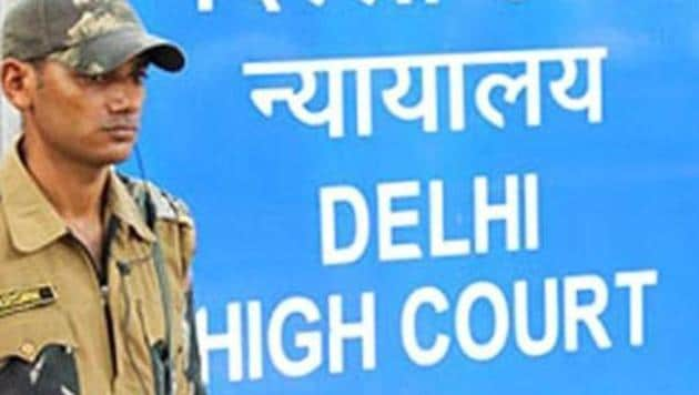 A judge of the Delhi HC, while hearing a case, said the mere act of a woman slapping her husband in presence of others would not in normal circumstances instigate a husband to commit suicide.(HT File Photo)