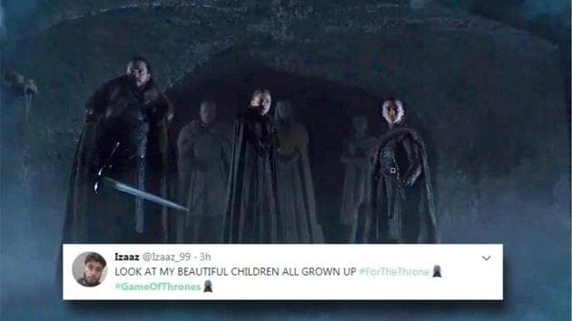 The Starks are all facing an all-powerful villain in Game of Thrones season 8.