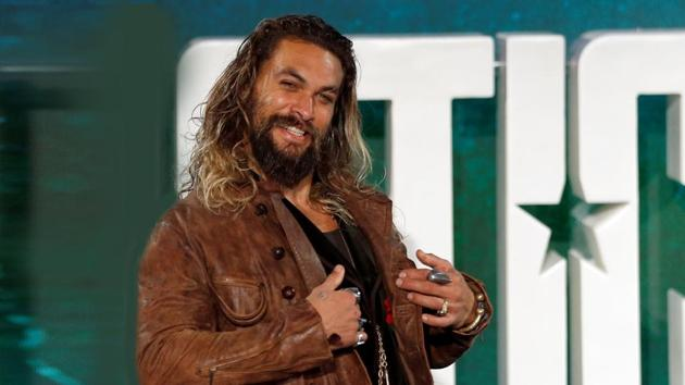 Actor Jason Momoa has often spoken about his love for the outdoors.(Peter Nicholls/Reuters)