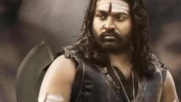 Vijay Sethupathis first look as Raaja Paandi from Sye Raa Narasimha Reddy