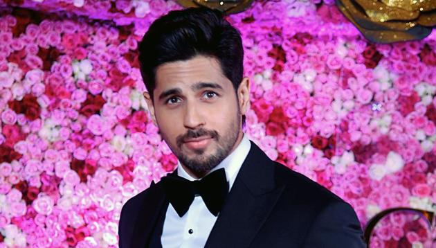 Actor Sidharth Malhotra turns 34 this year.(AFP)