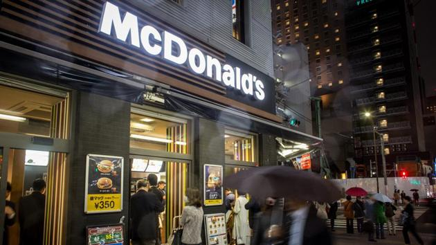 """McDonald's Corp has lost its rights to the trademark """"Big Mac"""" in a European Union case.(Getty Images)"""