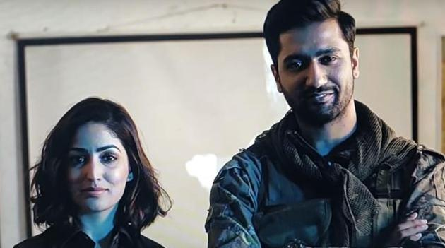 Trying to download Uri: The Surgical Strike? Vicky Kaushal, Yami Gautam have a