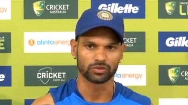 Ind vs Aus: Our bowlers are clear with their plans, says Dhawan
