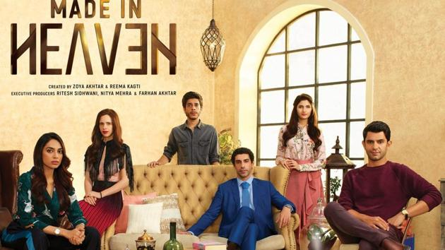 Zoya Akhtar shared the first look of her upcoming web series Made in Heaven.
