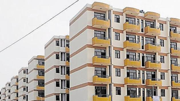 A total of 7,555 cases were filed in the housing category against a pendency of more than 500 cases before the District Consumer Disputes Redressal Commission, Chandigarh.(Picture for representation)