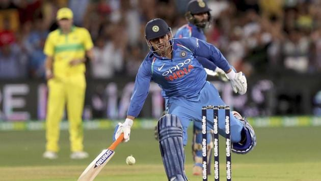 File picture of MS Dhoni(AP)