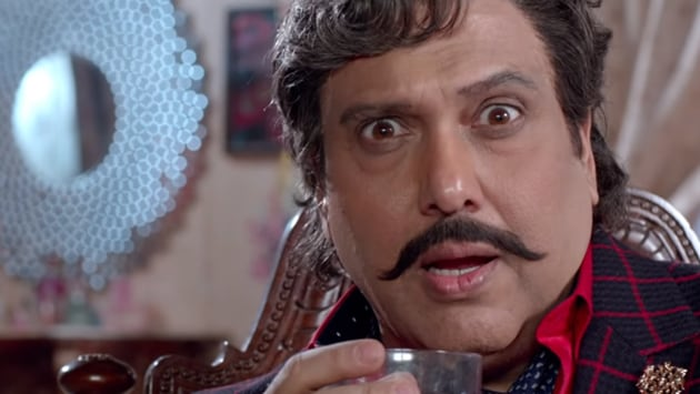 Rangeela Raja movie review: Pahlaj Nihalani assaults us with a sickening Govinda.