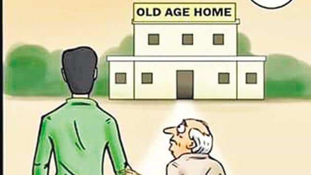 A survey, conducted in 23 cities in India, showed 60% of elderly people (60-69 years of age, of both genders) confirm that they felt abused at the hands of their children.