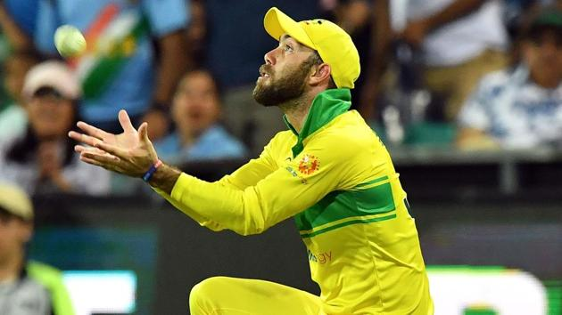 India vs Australia:Glenn Maxwell asks for 'catching tips' after horror show in...
