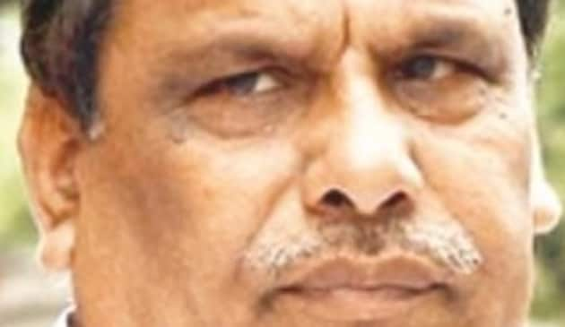 Former Union minister Srikant Jena was expelled by the Congress unit in Odisha for anti-party activities.(HT Photo)