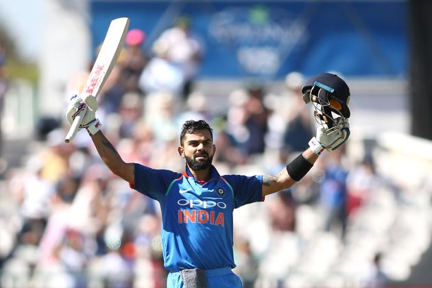 File picture of Virat Kohli(Getty Images)