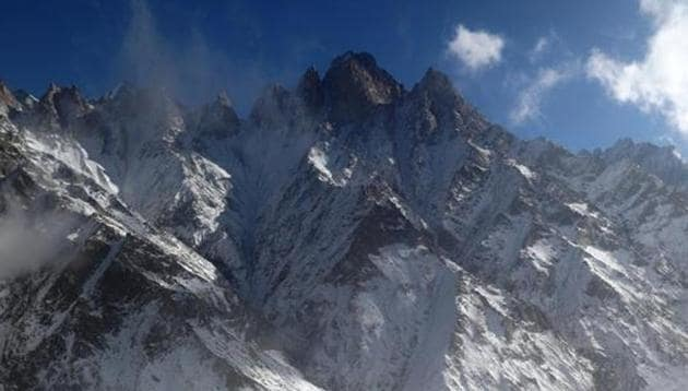 """Chaturangi glacier, a tributary of the Gangotri glacier, is retreating at a """"considerable rate"""" and may vanish in the future, according to a research paper accepted to be published in the Current Science journal's February edition.(Picture for representation)"""