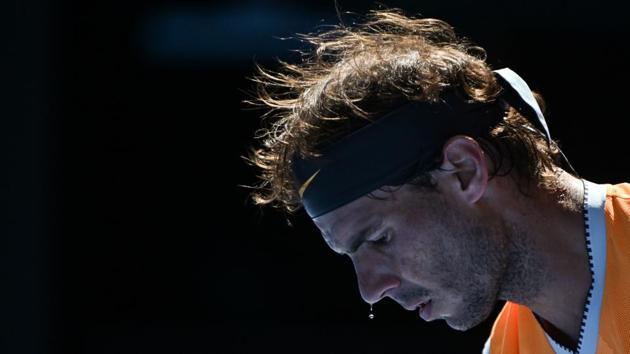 File picture if Rafael Nadal(AFP)