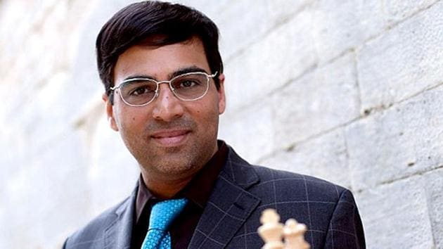 Vishwanathan Anand lost to Magnus Carlsen in the Tata Steel chess tournament.(File Photo)