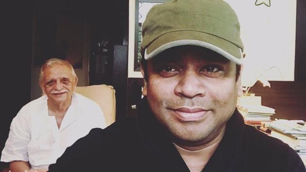 AR Rahman and Gulzar have worked together on multiple songs including Slumdog Millionaire's Jai Ho.