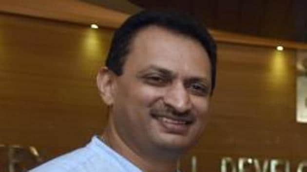 """Union Minister Anant Kumar Hegde has landed in another controversy after saying that """"the hand that touches a Hindu woman must not exist"""" (File Photo)(HT PHOTO)"""