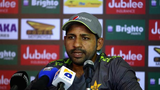 File image of Sarfraz Ahmed(Getty Images)