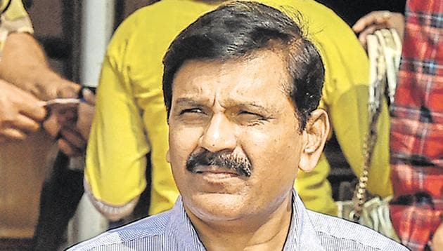 Justice NV Ramana has recused himself from hearing a petition challenging the appointment of M Nageshwar Rao as the interim director of the Central Bureau of Investigation.(AP)