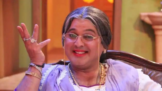Ali Asgar doesn't want to play women any more.