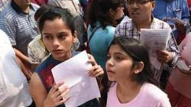 GATE 2019 : The GATE Mechanical Engineering Session 2 (afternoon session) had a 'moderate to tough' difficulty level. There were 32 NAT (Numerical Answer Type) questions, 6 questions more than morning session.(Raj K Raj/HT file)
