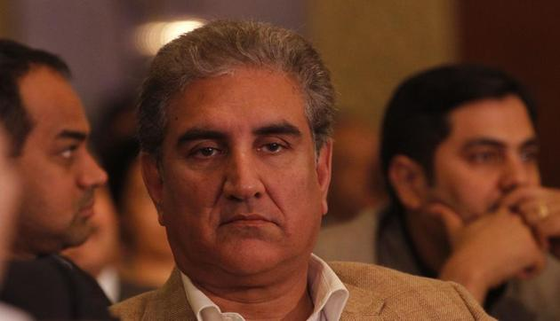 """Pakistan can act against Jaish-e-Mohammed chief Masood Azhar only if India provides """"solid, inalienable evidence"""" against him that can convince the country's judiciary, foreign minister Shah Mahmood Qureshi has said.(HT Photo)"""