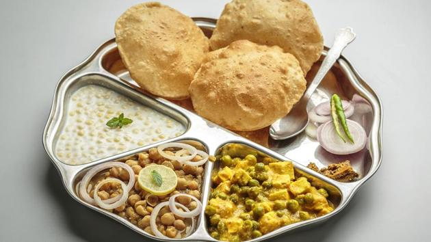 The traditional Indian thali now seems to have pride of place on the global table. At least, that's what recent research and trends, particularly in the West, indicate(Getty Images/iStockphoto)