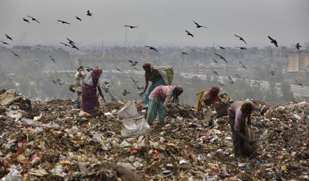 Goyal had said it would benefit 10 crore workers in the next five years.(HT Photo)