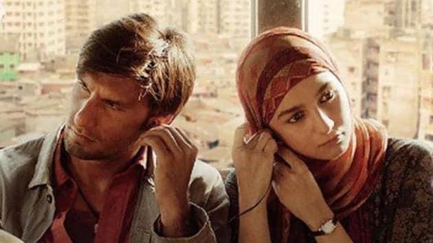Gully Boy, directed by Zoya Akhtar, stars Ranveer Singh and Alia Bhatt in lead roles.