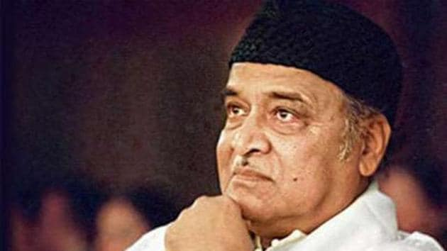 The government announced the Bharat Ratna - India's highest civilian award - for the late Bhupen-Hazarika in January.(HT PHOTO)