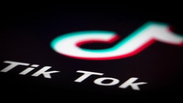 TikTok, is a Chinese short-form video-sharing app, which has proved wildly popular this year.(AFP)