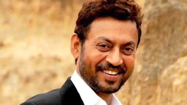 Irrfan Khan was diagnosed with neuroendocrine tumour in 2018.