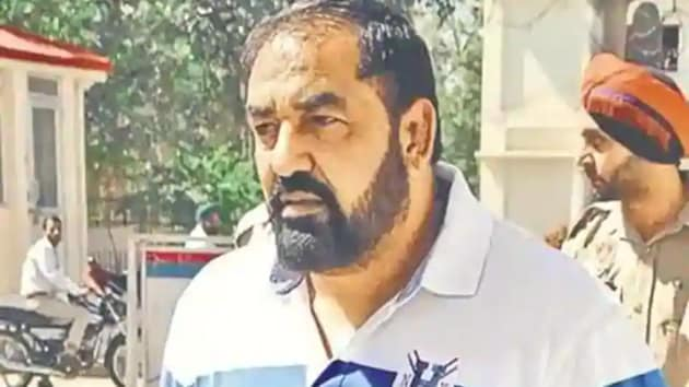 Jagdish Bhola was sacked from Punjab Police in 2012 and arrested in November 2013 in connection with the Rs 700-crore drug racket(HT File)
