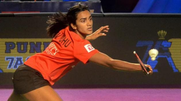 File picture of PV Sindhu(PTI)
