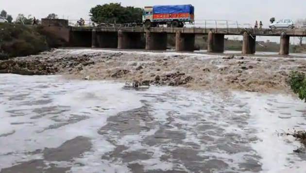 Punjab CM announces action plan to check pollution in Beas, Sutlej