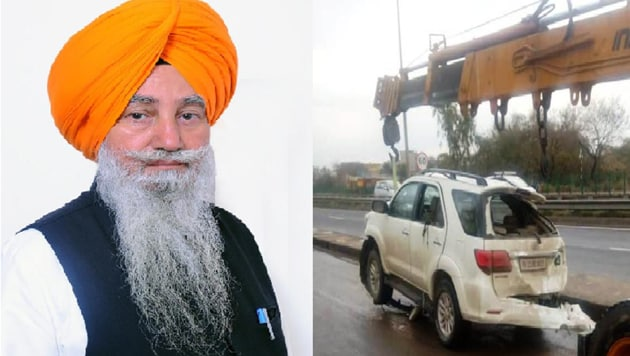 SAD Mohali urban chief among 2 killed in accident in Chandigarh