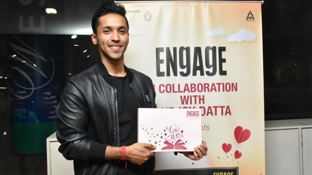 Bestselling author Durjoy Datta on Pocketful O' Stories, love and other things