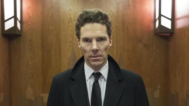 Benedict Cumberbatch in a scene from the series Patrick Melrose. He will also play Satan in Amazon Prime's upcoming show, Good Omens.(AP)
